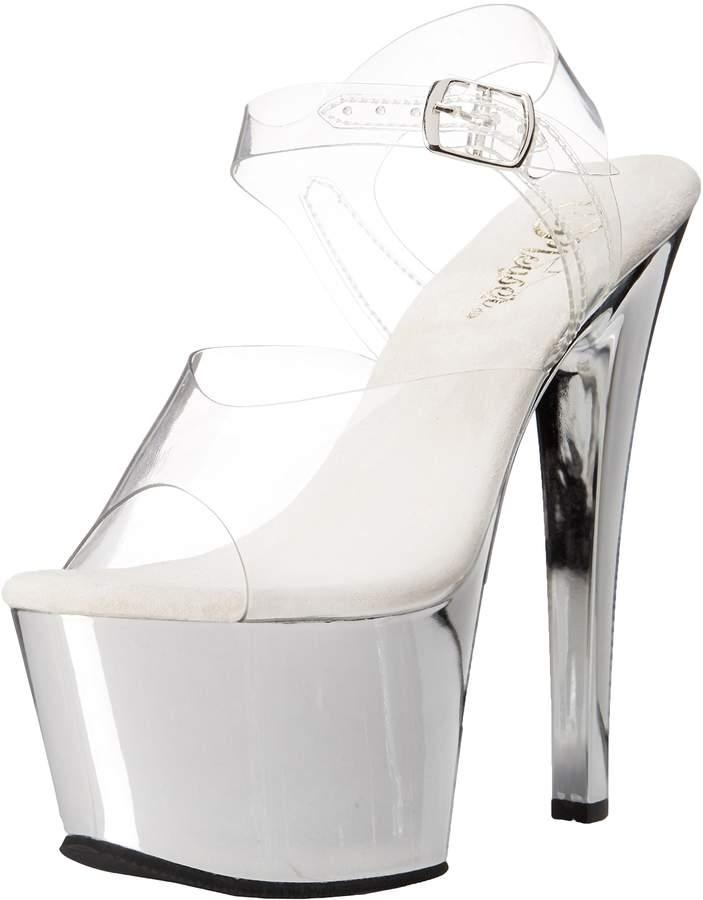 Pleaser USA Women's Sky308/C/Sch Platform Dress Sandal