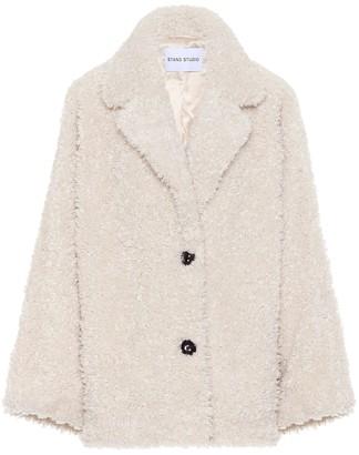 Stand Studio Merilyn faux-shearling jacket