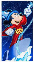 Disney Sorcerer Mickey Mouse Beach Towel