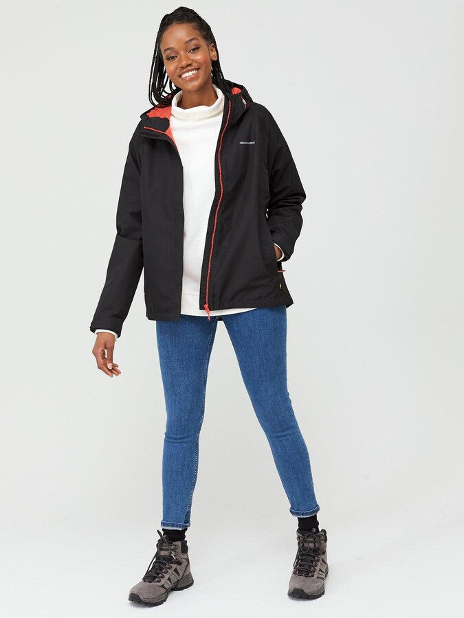 Thumbnail for your product : Craghoppers Orion Waterproof Jacket - Black