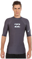 Billabong Team Wave Short Sleeve Rashguard