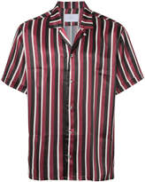 Stampd striped pyjama style shirt