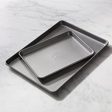 Crate & Barrel KitchenAid ® Nonstick Sheet Pans Set of 2