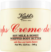 Kiehl's Women's Creme de Corps Soy Milk and Honey Whipped Body Butter