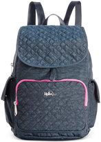 Kipling Ravier Quilted Backpack