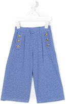 Douuod Kids - Soggetto trousers - kids - Cotton/Polyester - 6 yrs