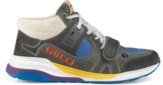 Gucci Men's Ultrapace mid-top sneaker
