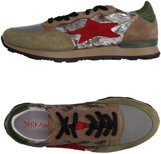 Ishikawa Low-tops & sneakers - Item 11060251OH