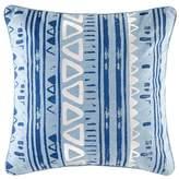 Kas Blue Frankie & Ginger Square Cushion