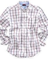 Tommy Hilfiger Boys' Check Buttondown Cotton Shirt