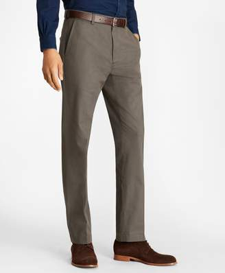 Brooks Brothers Clark Fit Multi-Check Stretch Advantage Chinos