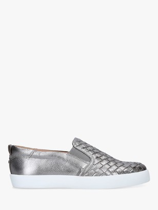 Carvela Jagos Leather Trainers