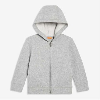 Joe Fresh Toddler Boys Essential Hoodie, Dark Charcoal (Size 5)