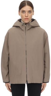 Liska Hooded Jacket W/ Fur Lining