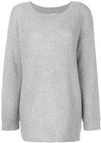 Le Kasha Hyeres boat neck sweater