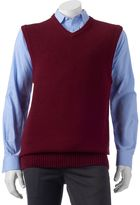 Croft & Barrow Men's Classic-Fit 5gg Sweater Vest