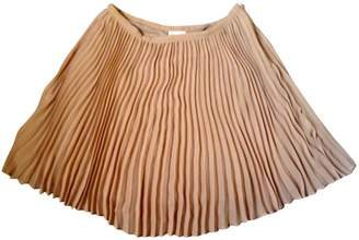 Stella Forest Camel Polyester Skirts