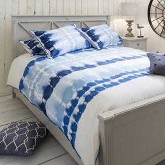 Gallery Direct Fairwater Blue Kingsize Quilt Cover