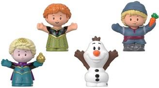 Fisher Price Little People Disney Frozen 4 Figure Pack