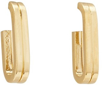 Imai Cadenas hoop earrings