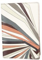 Emilio Pucci Leather Travel Wallet