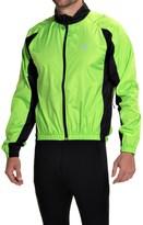 Canari Flash Cycling Jacket - Full Zip (For Men)