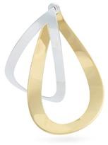 Charlotte Chesnais Endless gold-plated earring