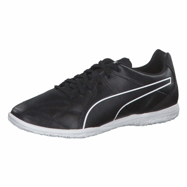 Thumbnail for your product : Puma Unisex Adults King Hero IT Football Boots Black Black White 01 11.5 UK