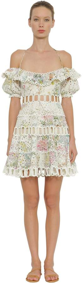 422f3e6066a Zimmermann Off The Shoulder Dresses - ShopStyle