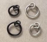 Pottery Barn Round Rings