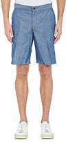 Vince MEN'S LIGHTWEIGHT SHORTS-BLUE SIZE 32