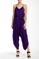 Young Fabulous & Broke Carla V-Neck Jumpsuit