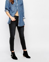 Pull&Bear Washed Skinny Jeans