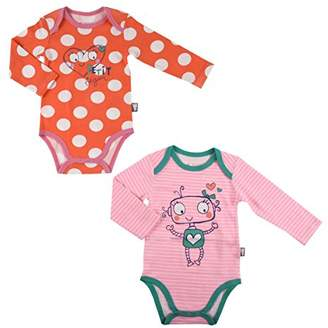 Camilla And Marc Bodies Pack of 2 Baby Girl's Long Cable - - Size 6 Months (68 cm)