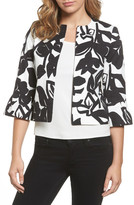 Halogen Bell Sleeve Jacket (Regular & Petite)