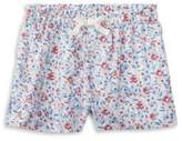Ralph Lauren Baby Girl's Floral Pull-On Shorts