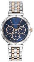 Pierre Cardin Women's Two Tone Steel Bracelet Quartz Analog Watch Pc107882f06