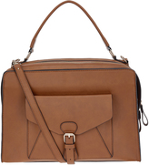 Accessorize Stanford Boxy Satchel Bag