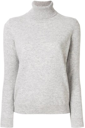 N.Peal Roll Neck Jumper