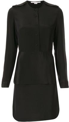 Stella McCartney Two-Layer Shirt Dress
