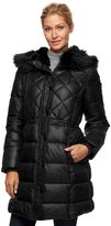 Apt. 9 Women's Hooded Anorak Puffer Jacket