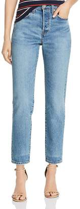 Levi's Wedgie Icon Fit Ankle Tapered Jeans in These Dreams