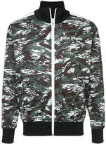 Palm Angels camouflage track jacket