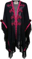 Figue iris shawl - women - Viscose/Wool - One Size