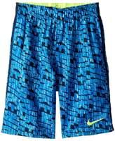 Nike Rush Replay Diverge Trunk Boy's Swimwear
