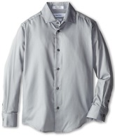 Calvin Klein Kids Sateen Shirt (Big Kids)