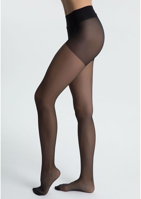 Dim Diams 22 Denier Sheer Shaping Voile Tights, Made in France