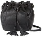 Rebecca Minkoff Lexi Micro Leather Bucket Bag
