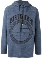 Astrid Andersen - 'Carry on' sweatshirt - men - Polyester/Wool - M