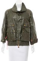 Moncler Silk Lightweight Jacket